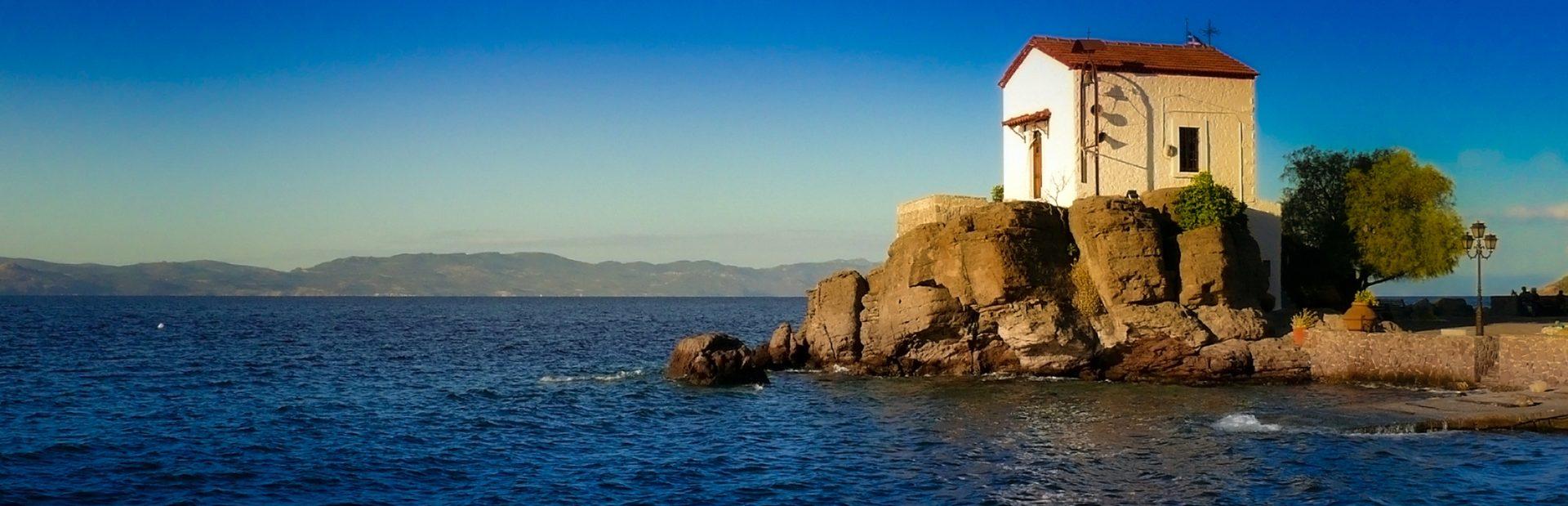 Aegean Islands charter itineraries