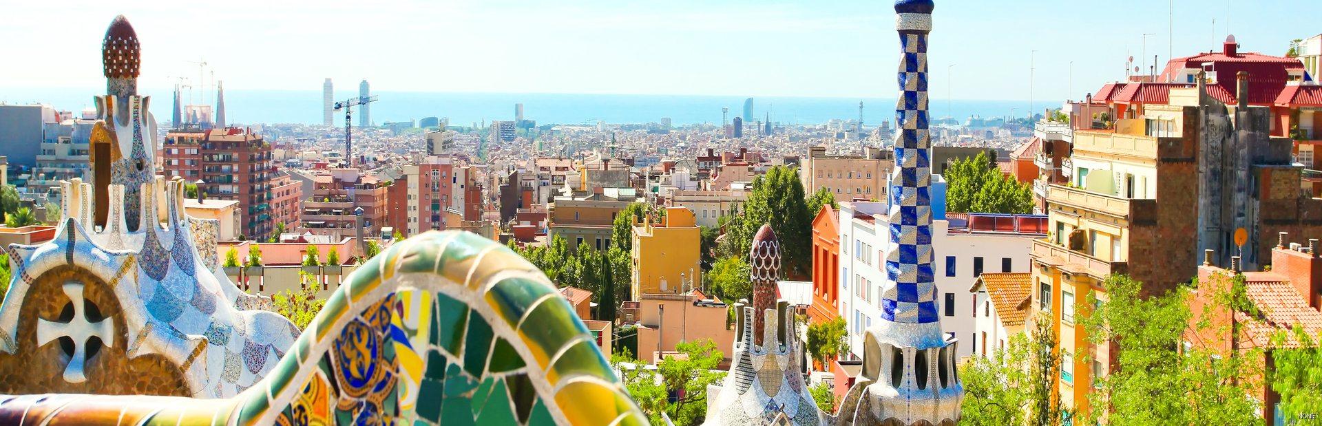 Barcelona climate photo