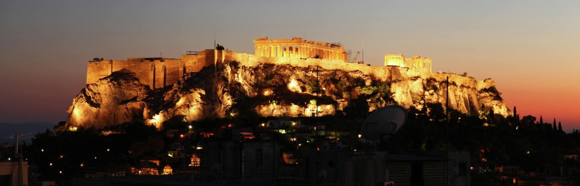 Athens & Mainland photo tour
