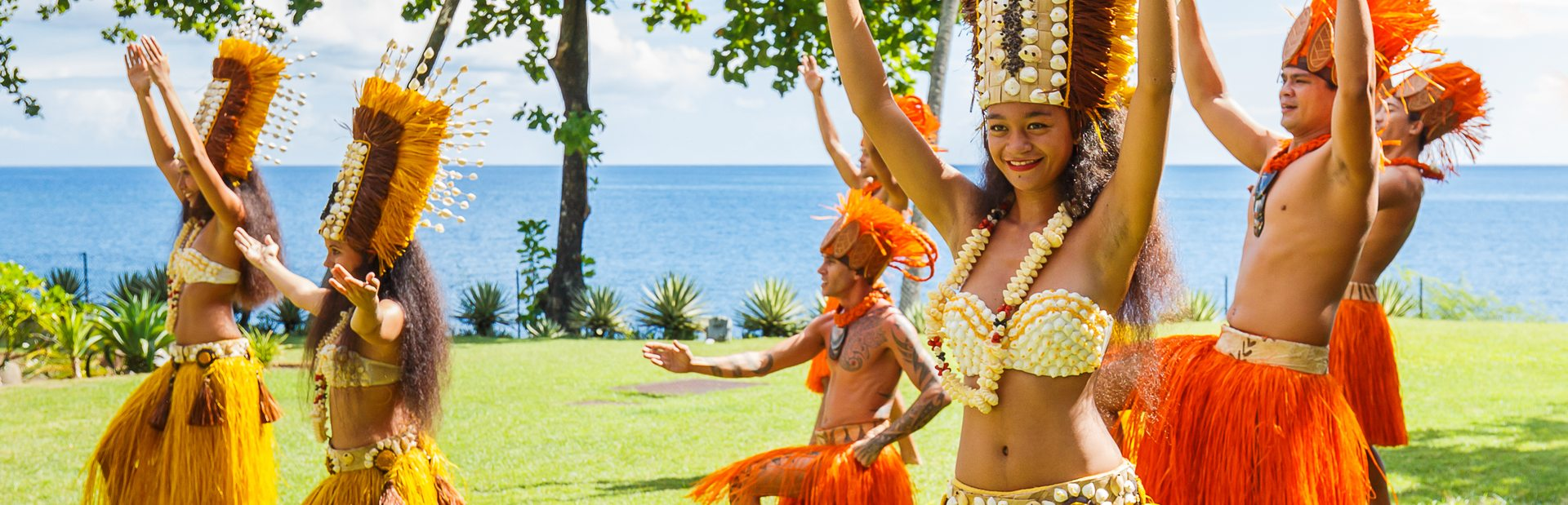Things to see & do in the South Pacific
