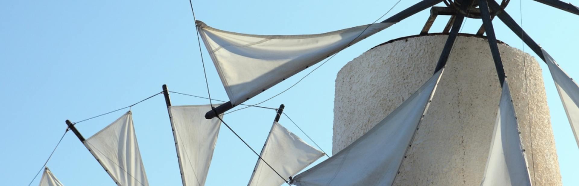 Crete charter itineraries