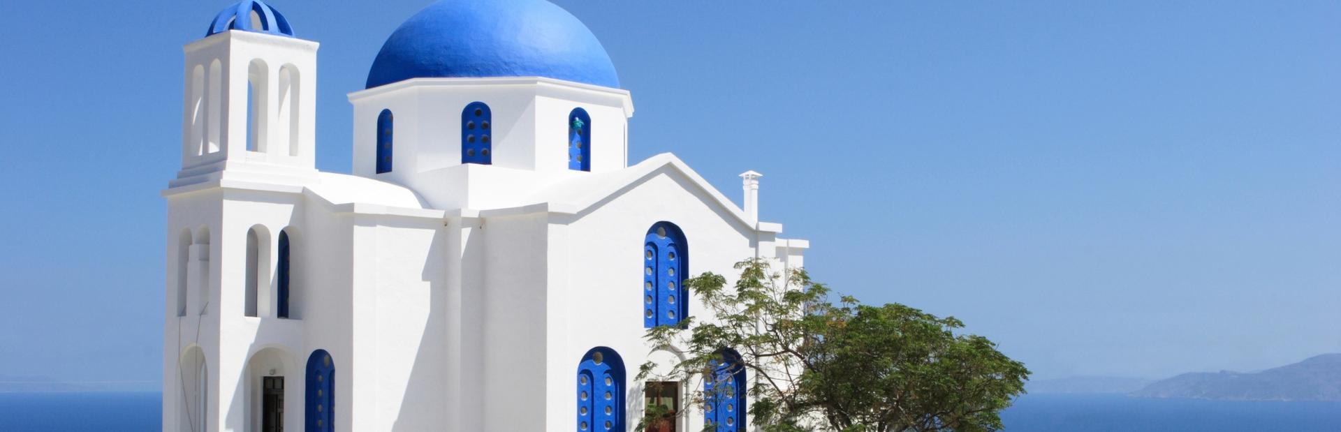 Folegandros charter itineraries