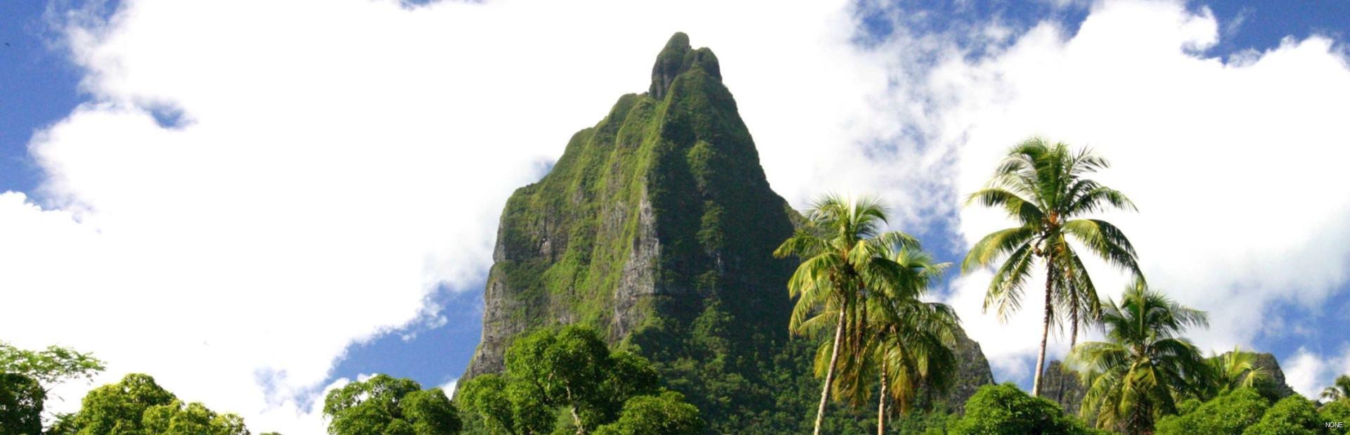 French Polynesia climate photo