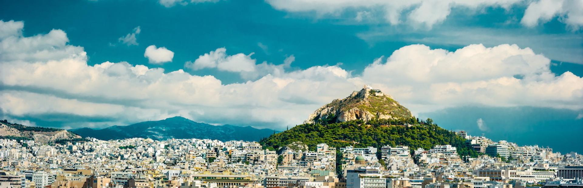Athens charter itineraries