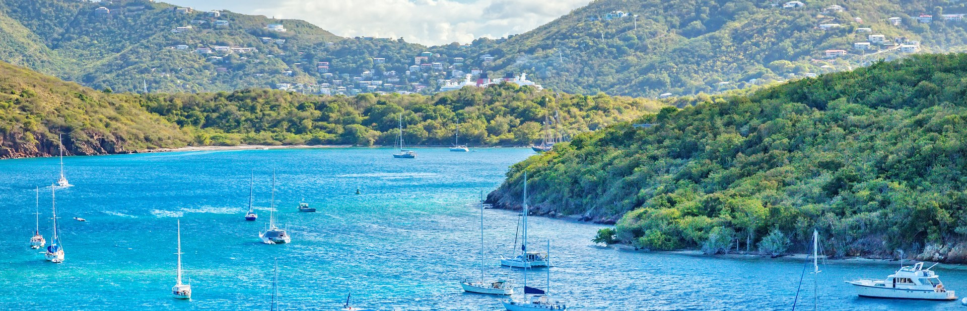Things to see & do in the Virgin Islands