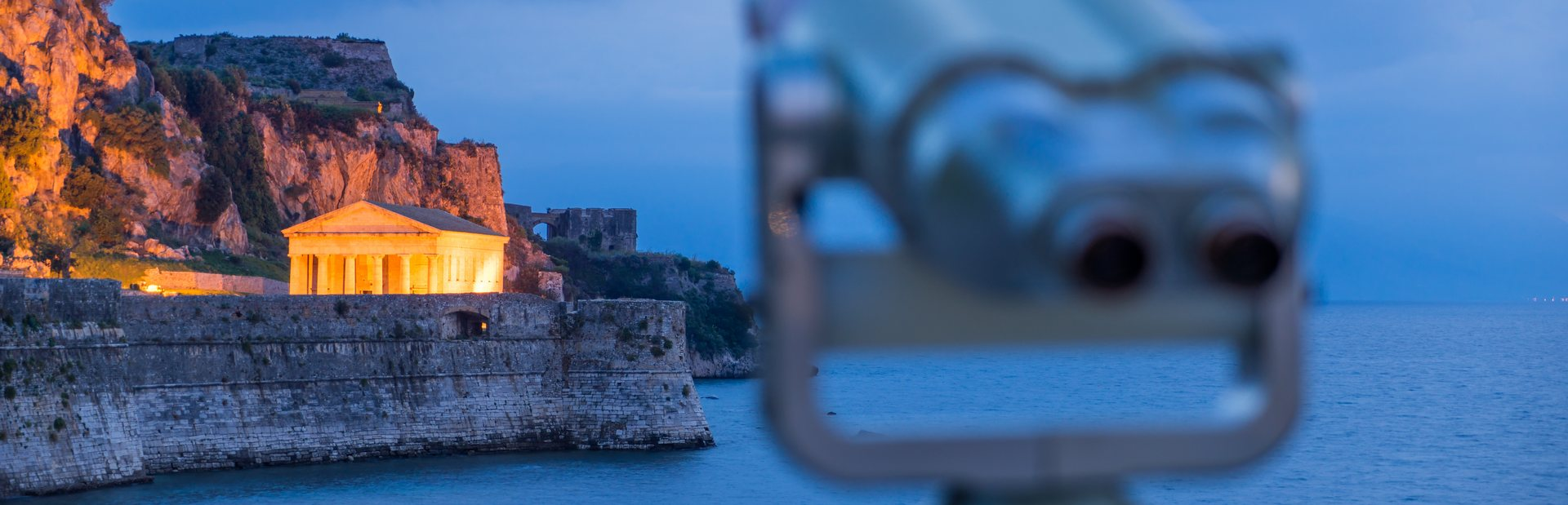 Things to see & do inCorfu