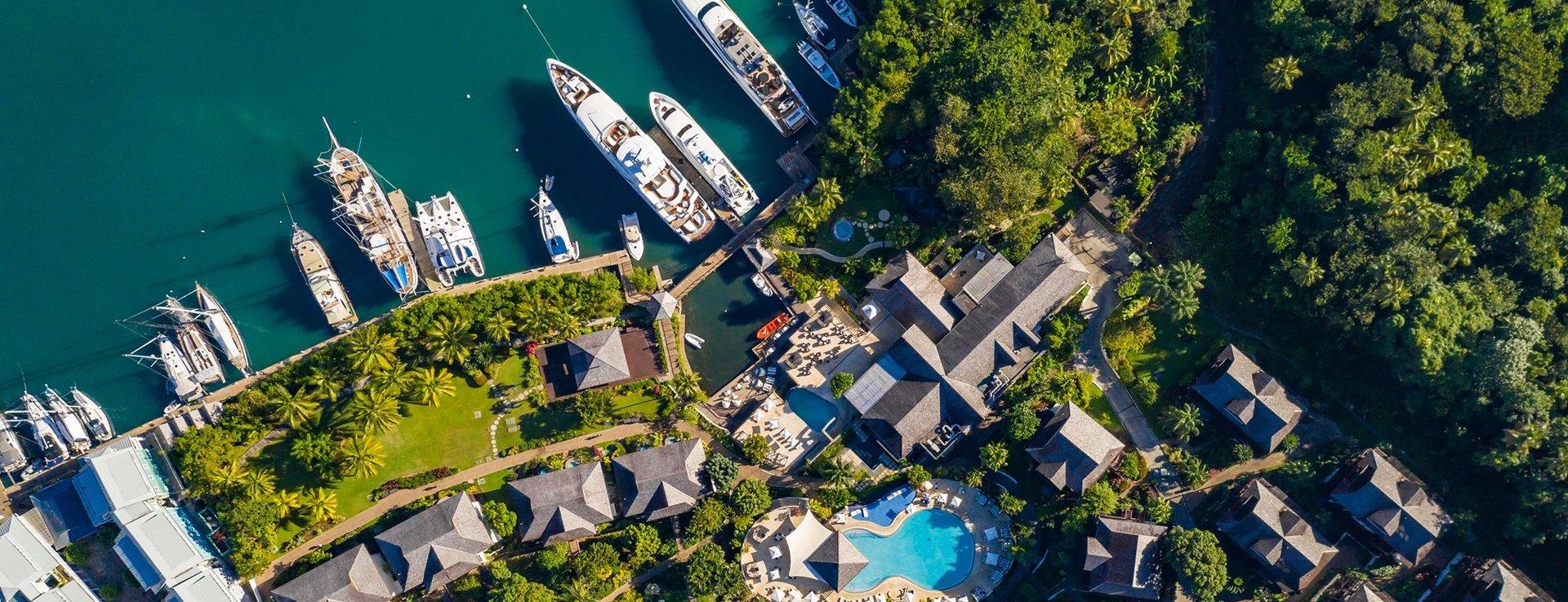 Marigot Bay Resort and Spa Image 1