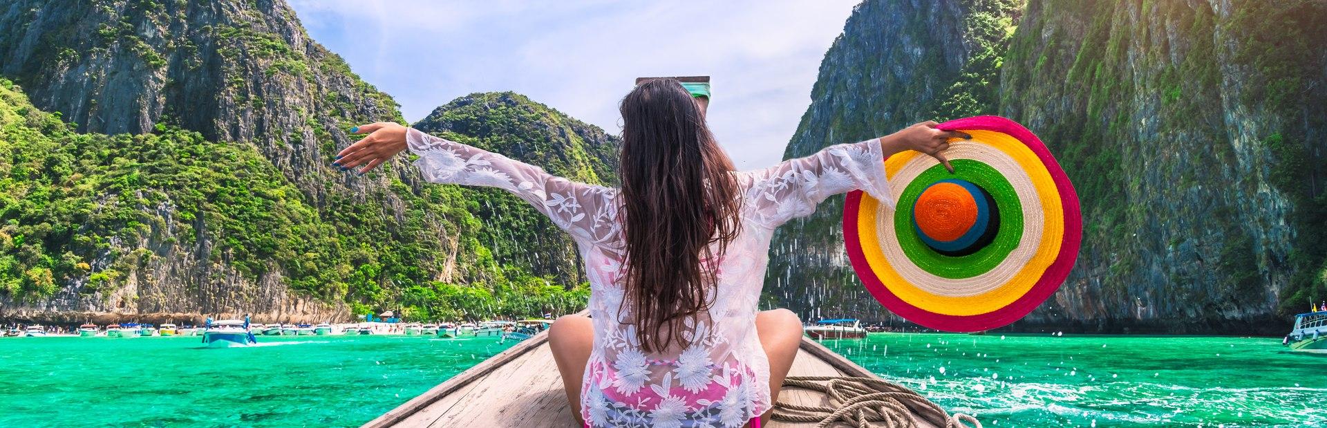 Thailand charter itineraries
