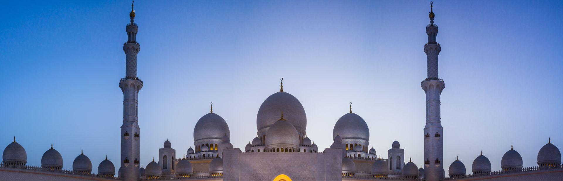 Sheikh Zayed Grand Mosque Image 1