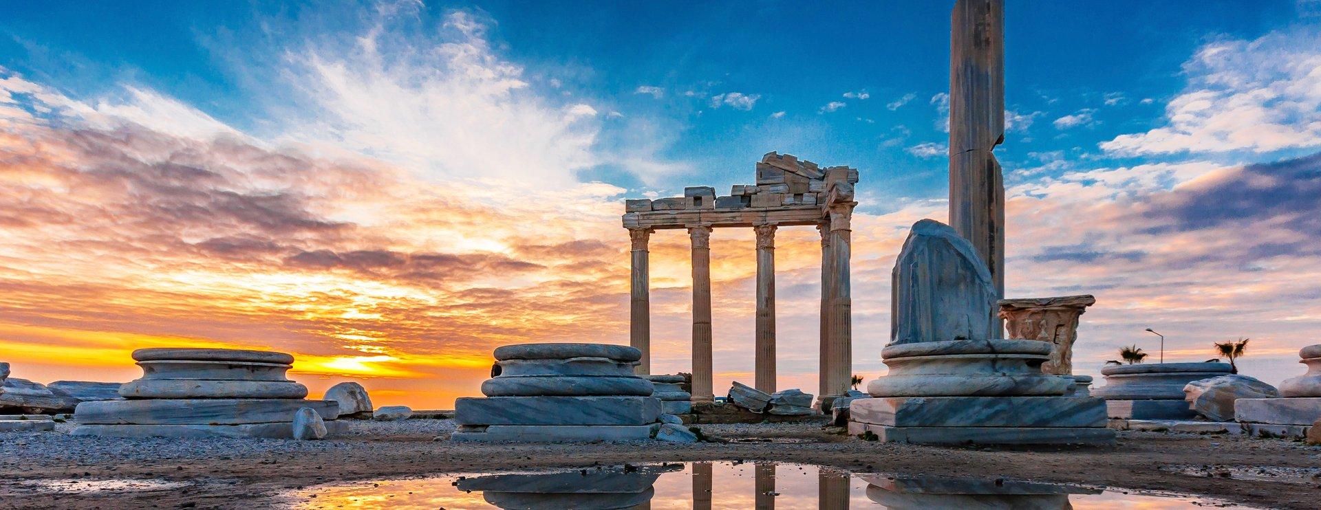 The Temple of Apollo Image 1