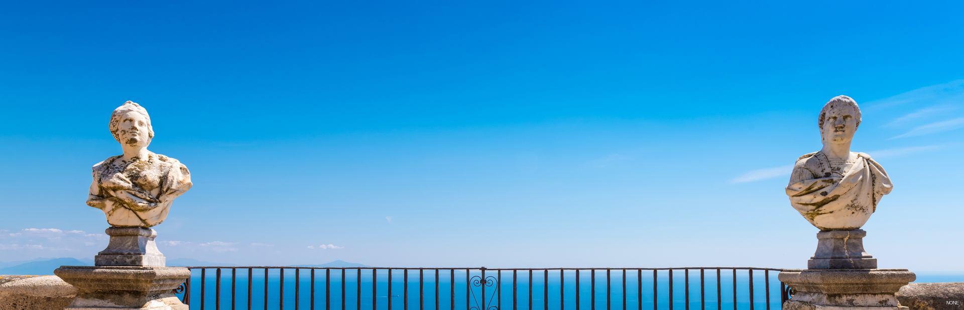 Amalfi Coast charter itineraries