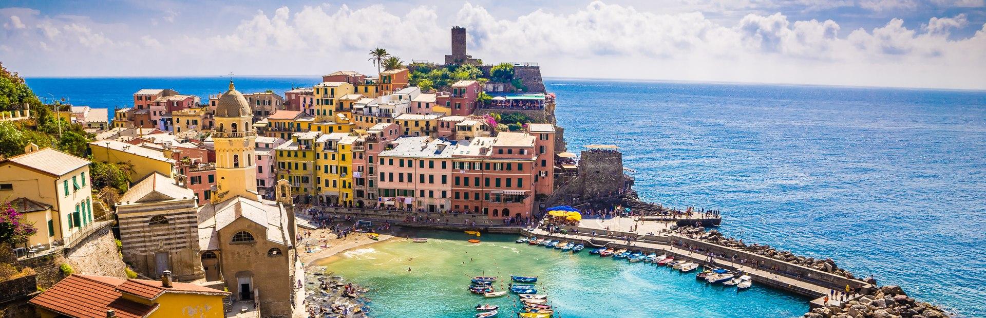 Italian Riviera guide