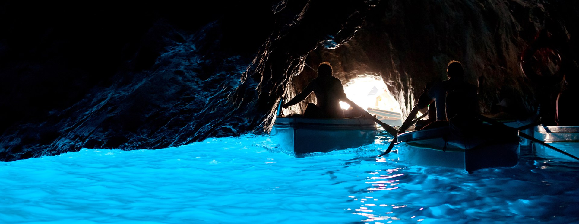 The Blue Grotto Image 1
