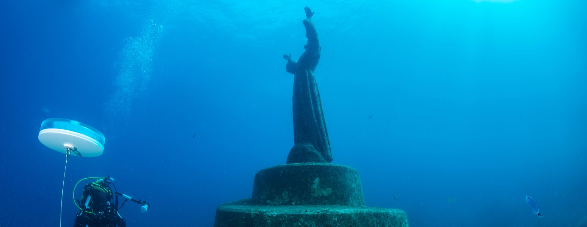 Christ of the Abyss Image 1