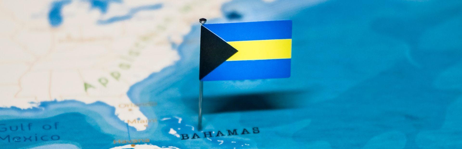 Bahamas interactive map