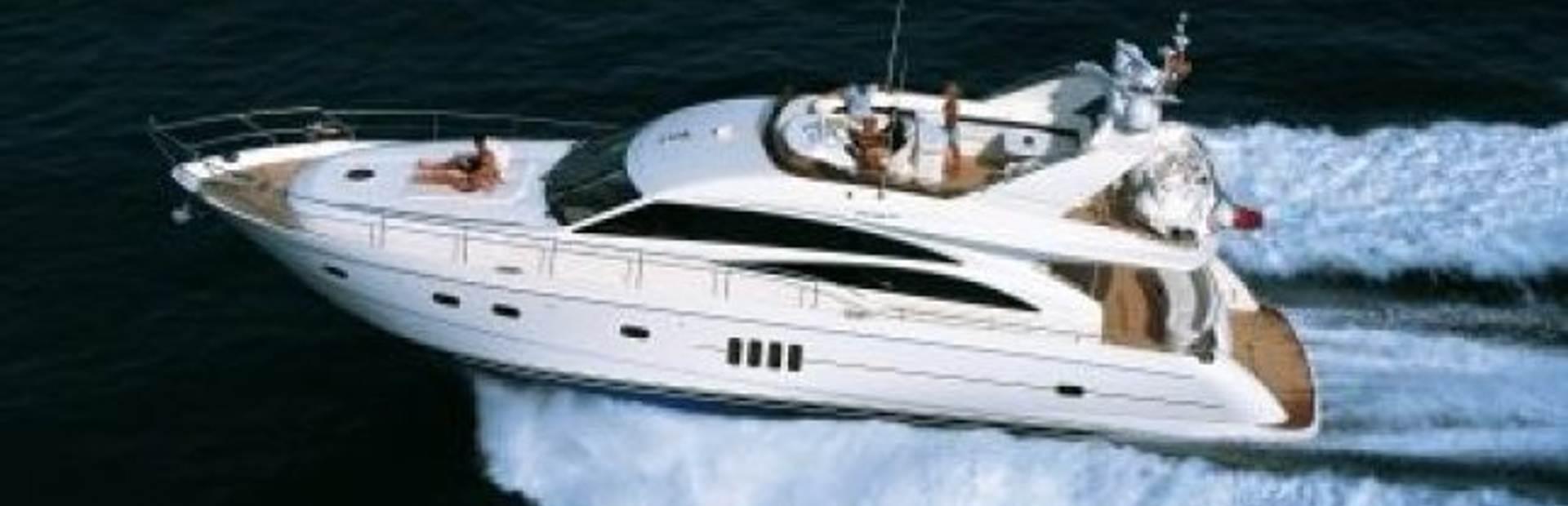 Princess 67 Yacht Charter