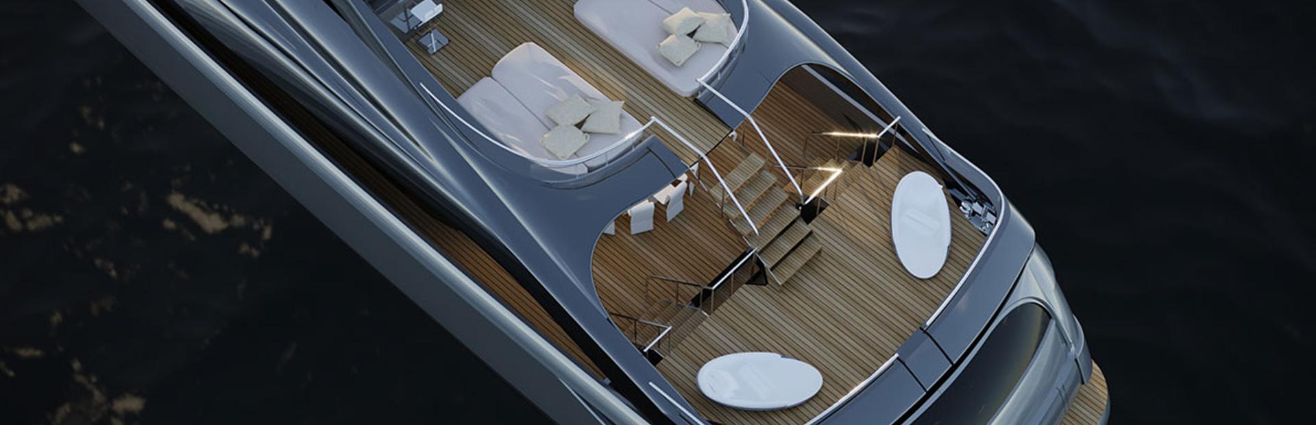 Rossi Navi Infinity 42 Yacht Charter
