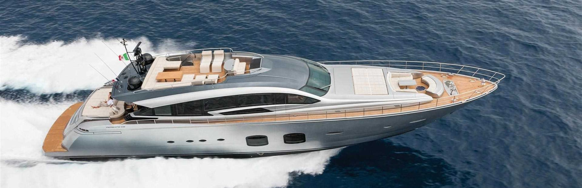 Pershing 108 Yacht Charter