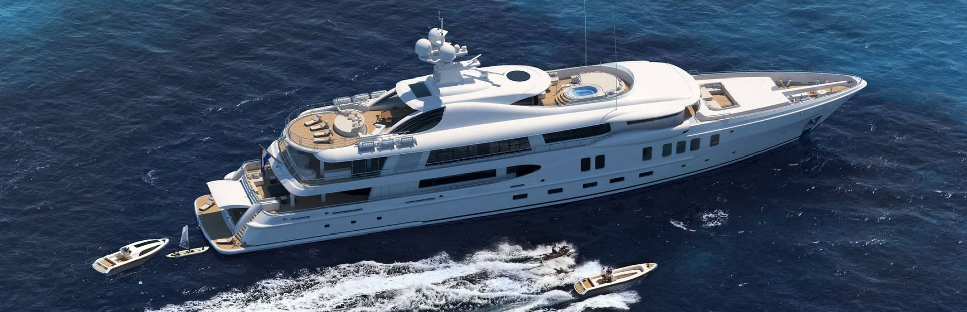 Amels 212 Yacht Charter