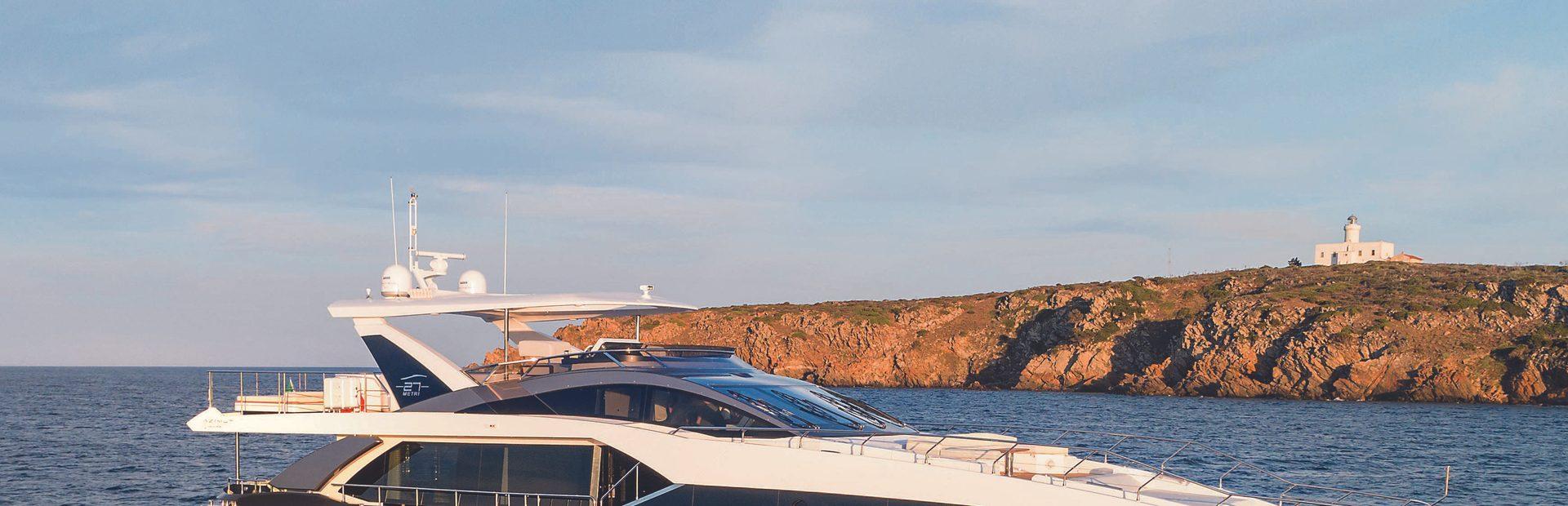 Grande 27 Metri Yacht Charter