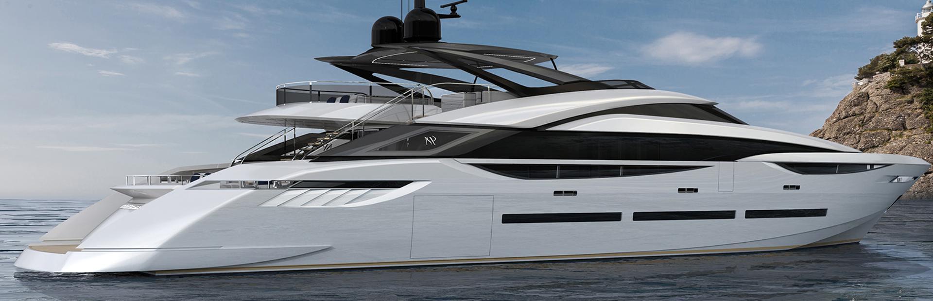 Sport 120 Yacht Charter