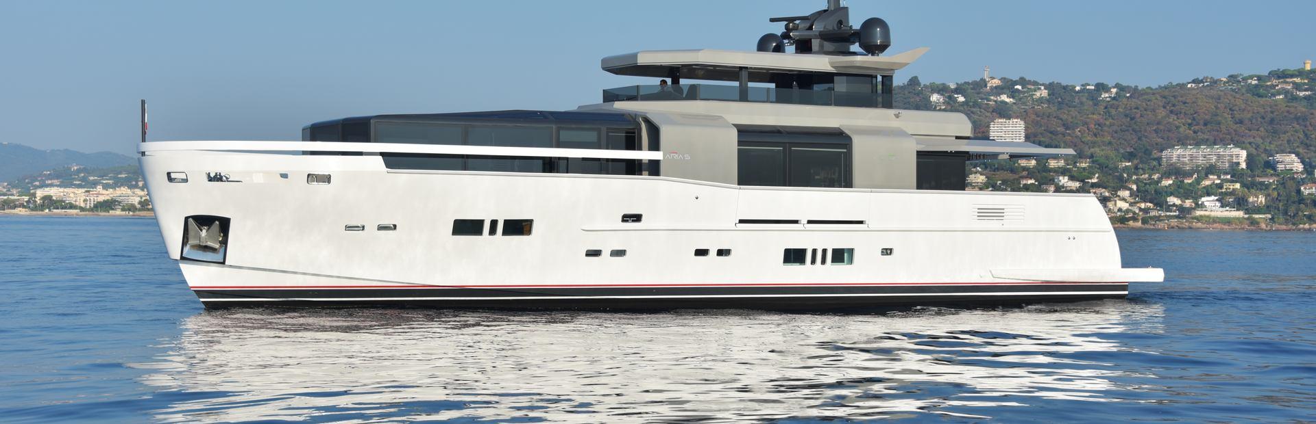 A100 Yacht Charter