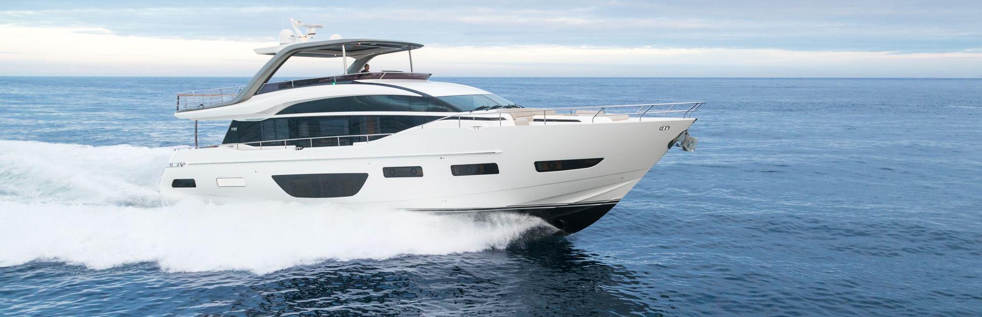Princess Y85 Yacht Charter