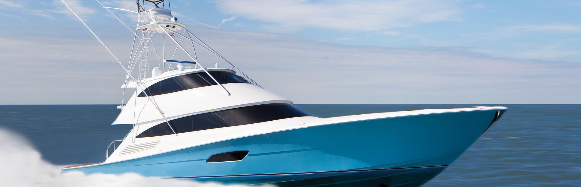 Viking 92EB Yacht Charter