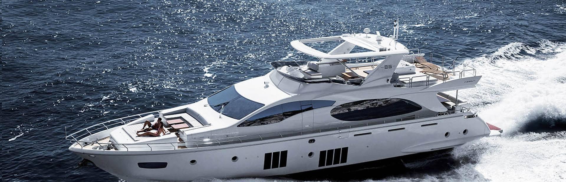 Azimut 88 Yacht Charter