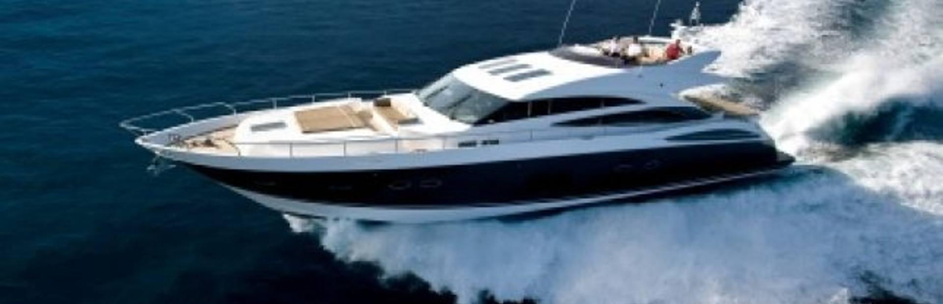 Princess V85-S Yacht Charter