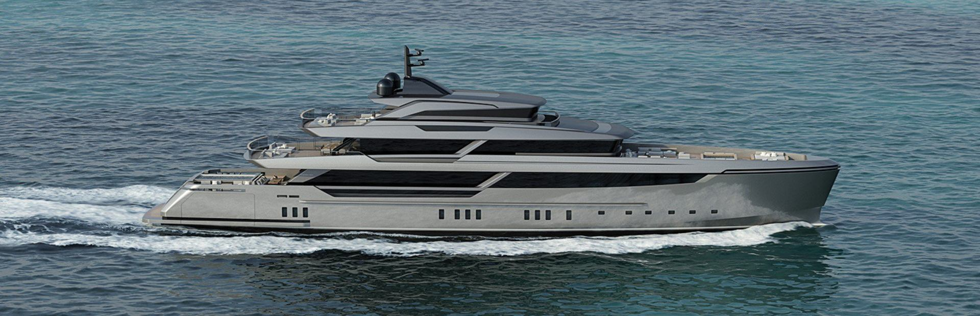 57Steel Yacht Charter