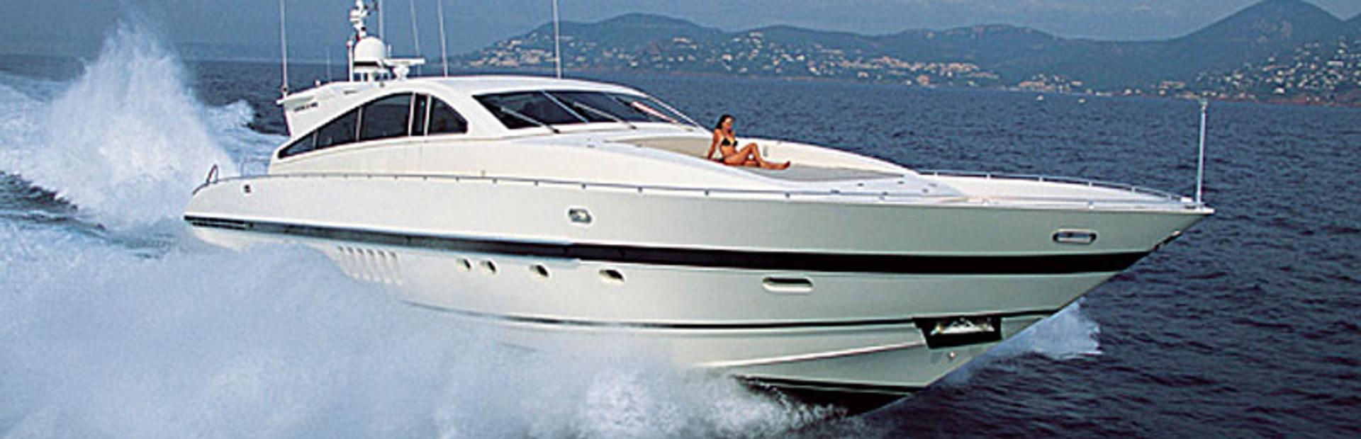 Leopard 27 Yacht Charter