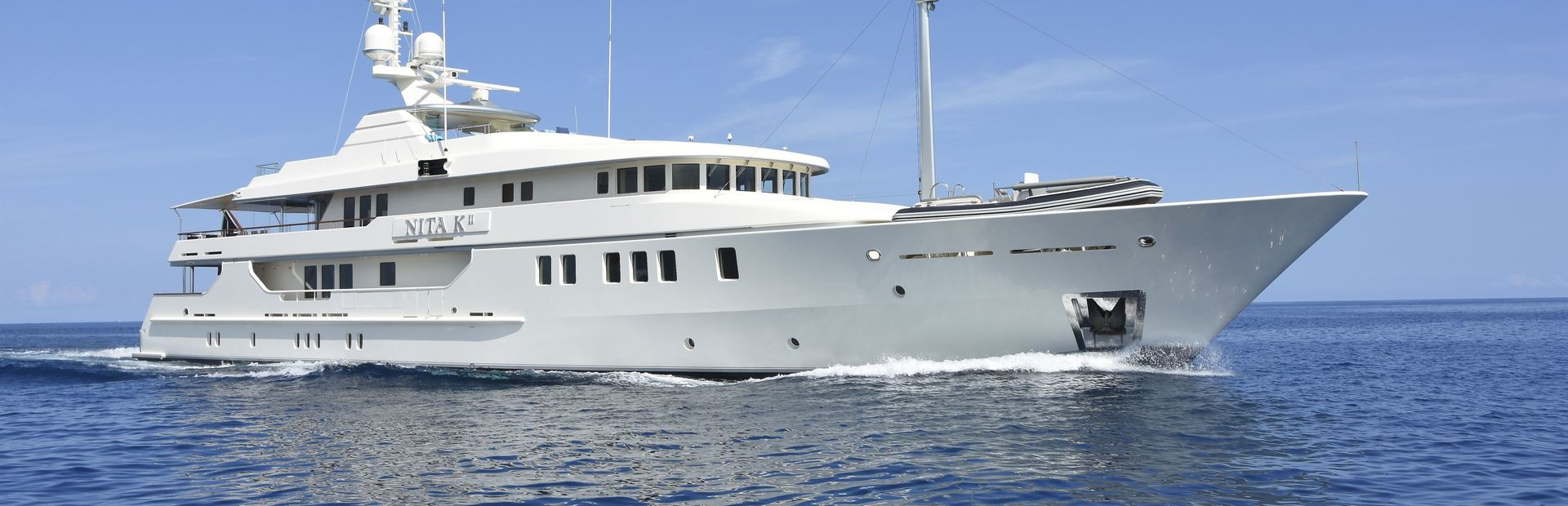 Tigre D'Or 50 Yacht Charter