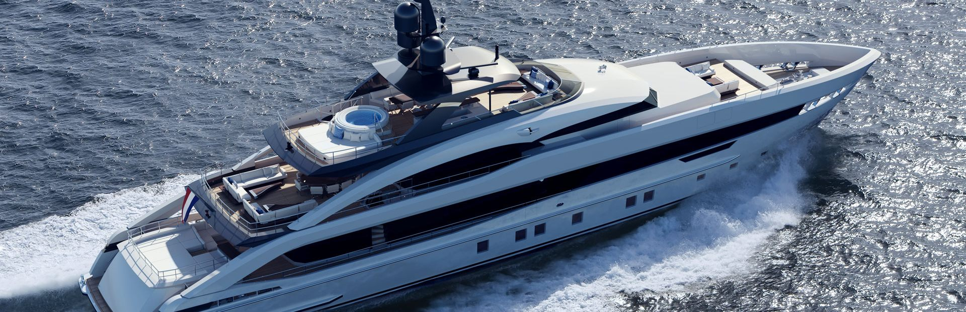 5000 Aluminium Yacht Charter
