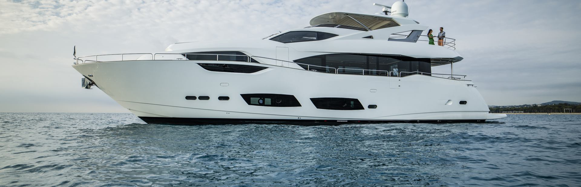 Sunseeker 95 Yacht Yacht Charter