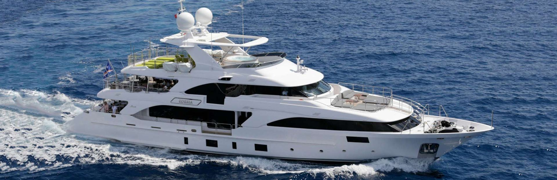 Classic 121' Yacht Charter