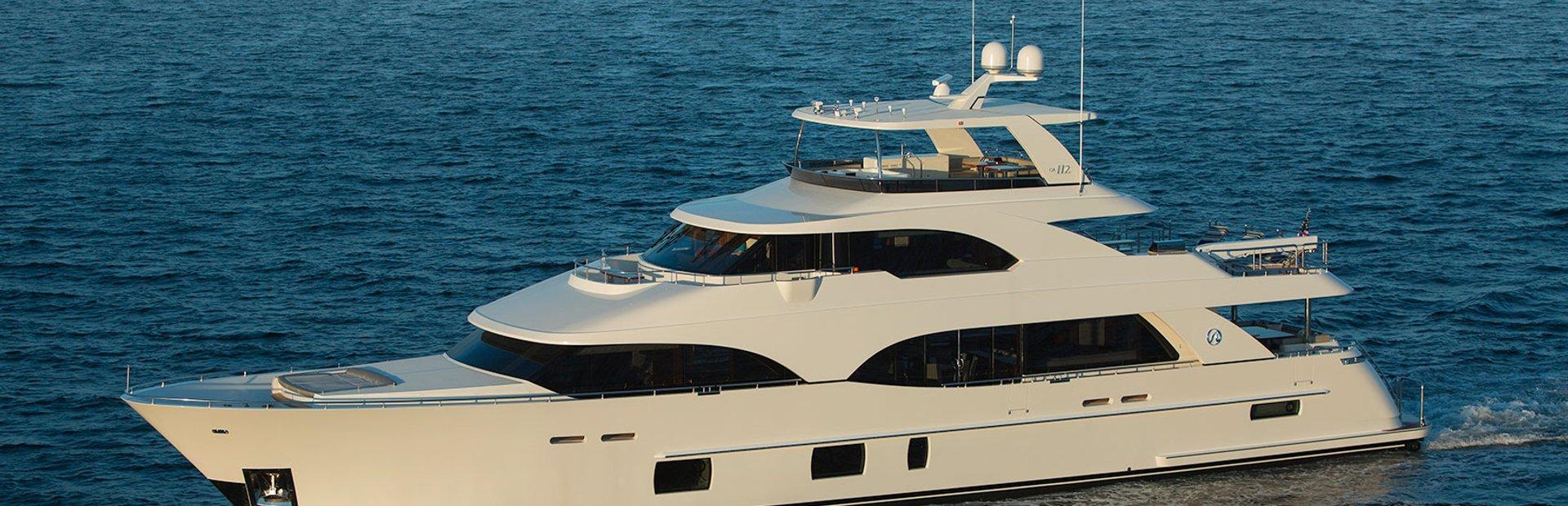 112 Megayacht Yacht Charter