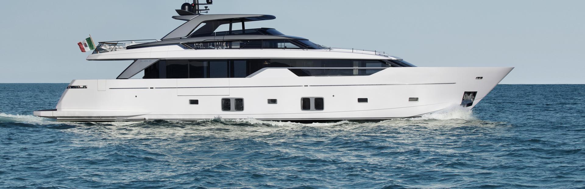 SL102 Asymmetric Yacht Charter