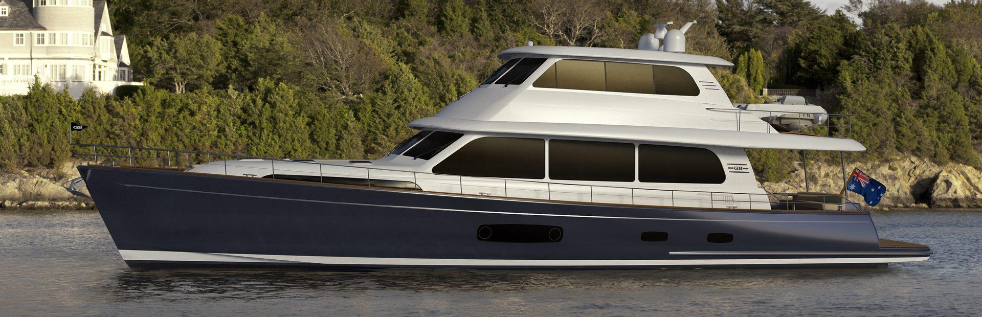 Grand Banks 85 Yacht Charter