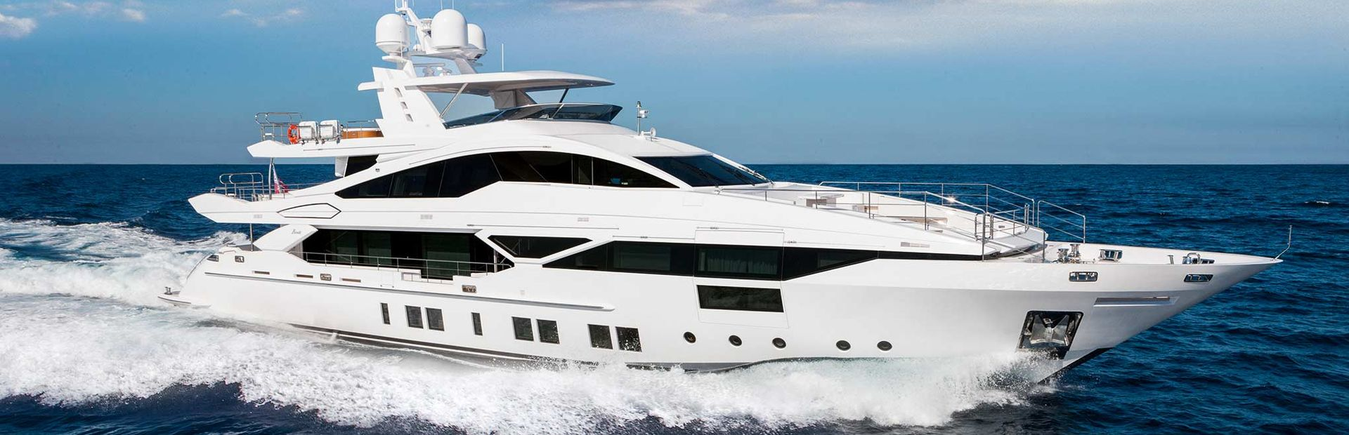 Fast 140' Yacht Charter
