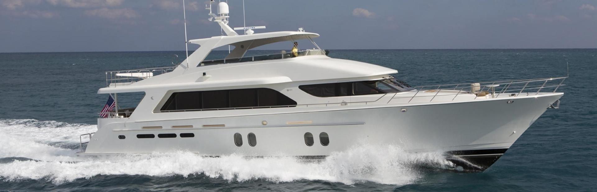 Cheoy Lee Bravo 88 Yacht Charter