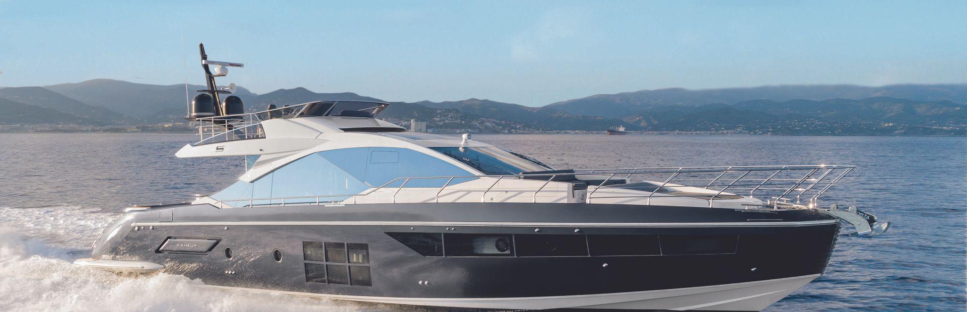 Azimut S7 Yacht Charter