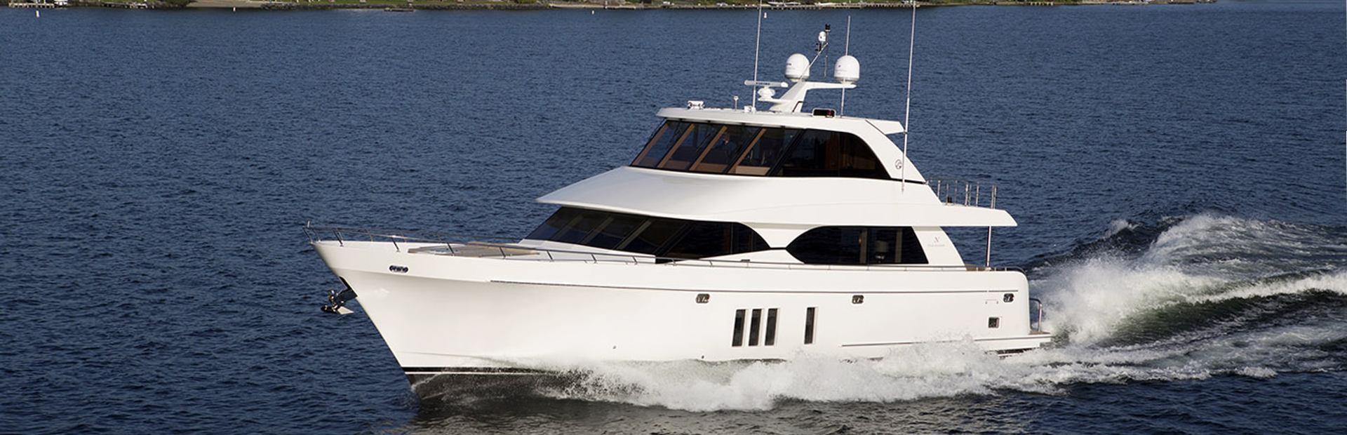 78 Motoryacht Yacht Charter
