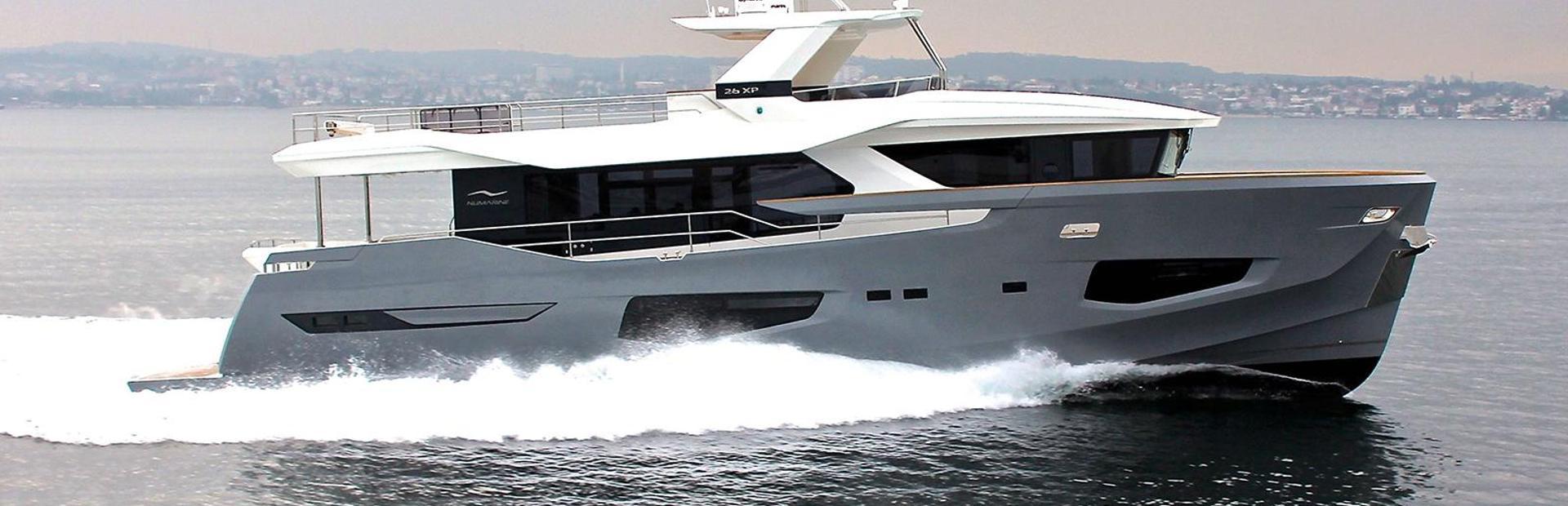 26 XP Yacht Charter