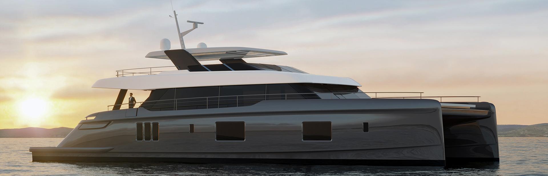 100 Sunreef Power Yacht Charter