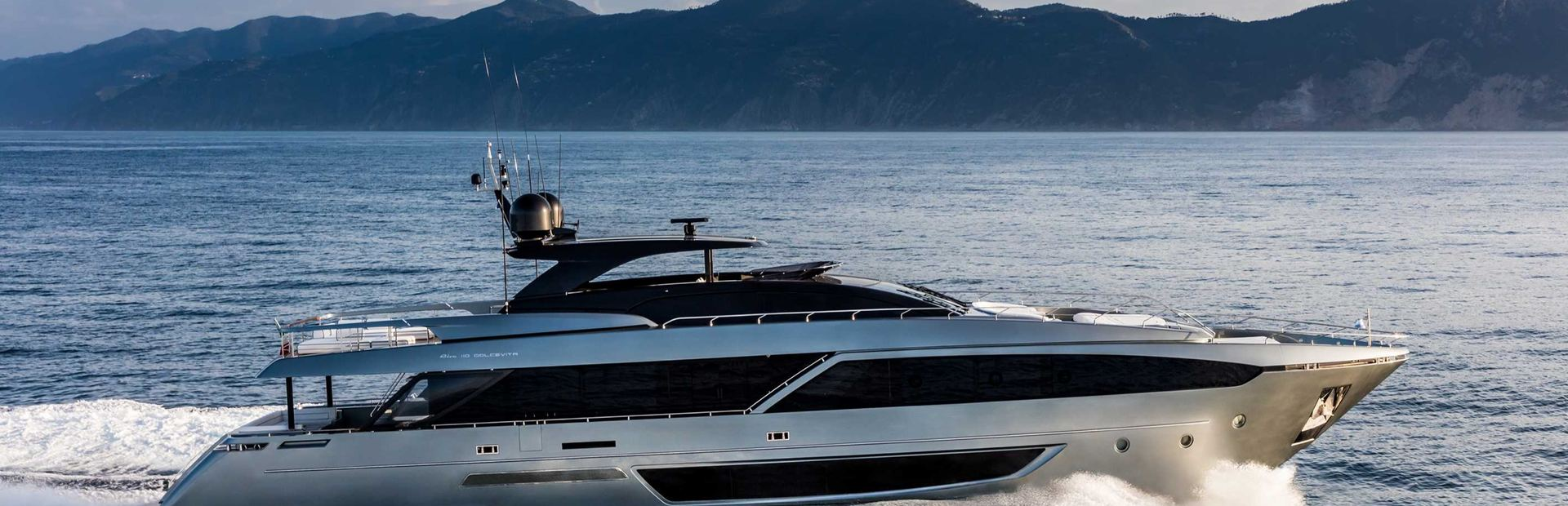 110' Dolcevita Yacht Charter