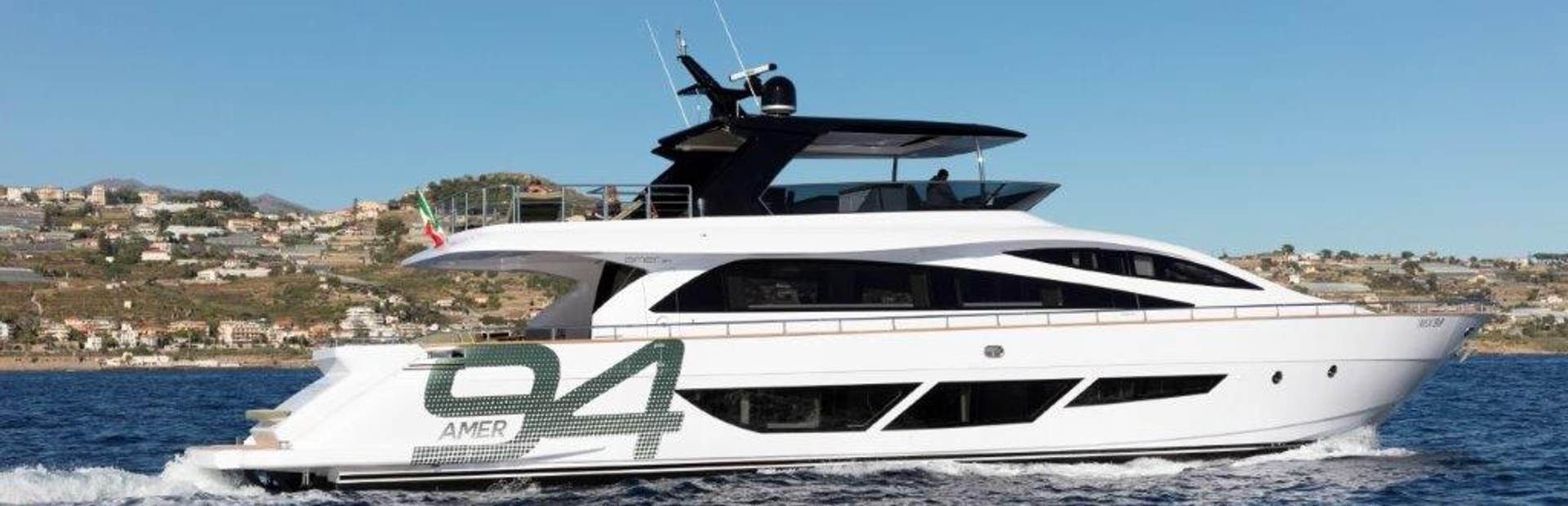 Amer 94 Twin Yacht Charter