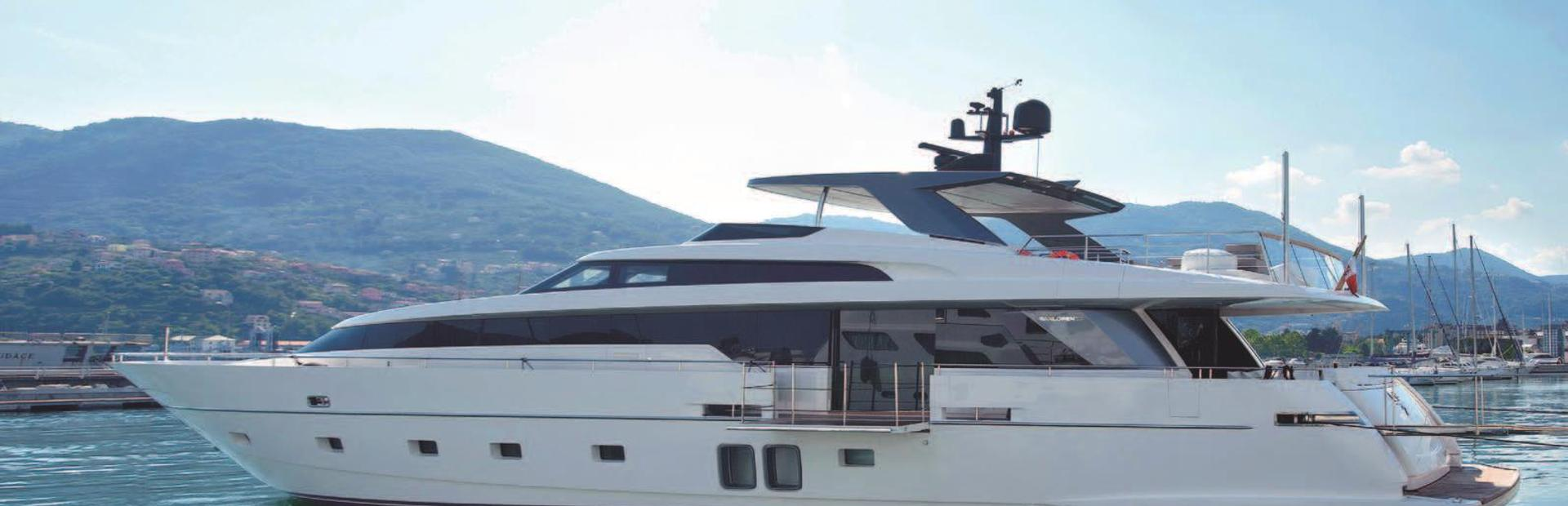 SL94 Yacht Charter