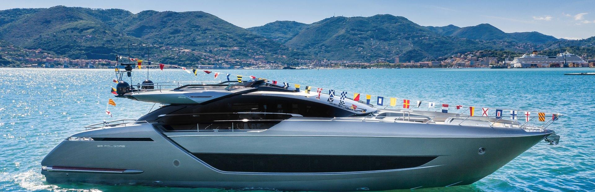 Riva 88' Folgore Yacht Charter