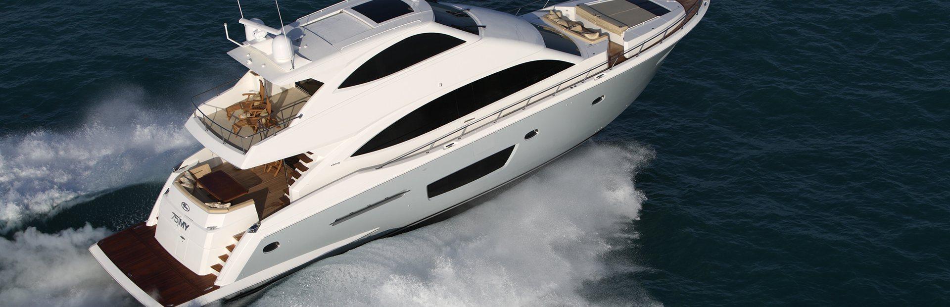 Viking 75MY Yacht Charter